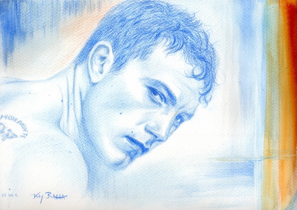 Ben Affleck by kty-razza